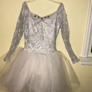 Adult xl dance costume